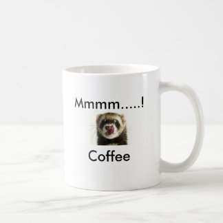 PIC da doninha, Mmmm .....! Café Caneca De Café