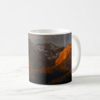 Pico elétrico caneca de café