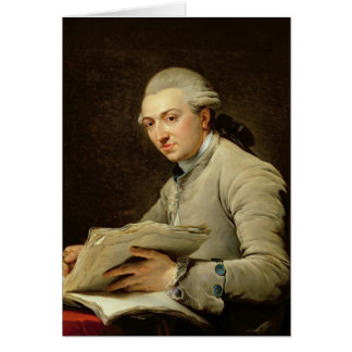 Pierre Rousseau 1774 Cartões