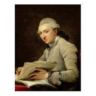 Pierre Rousseau 1774 Cartões Postais