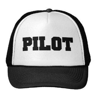 Piloto Boné