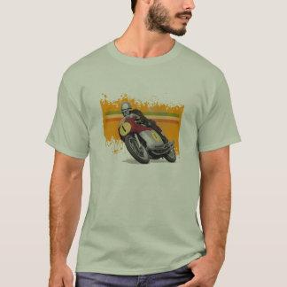 piloto do café - agusta do milivolt camiseta