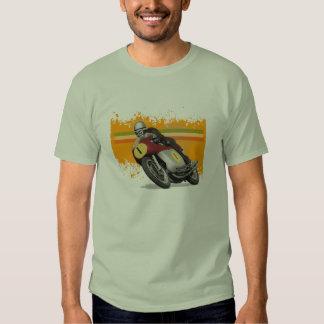 piloto do café - agusta do milivolt t-shirts