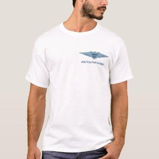 Piloto privado Blue Wings Camiseta
