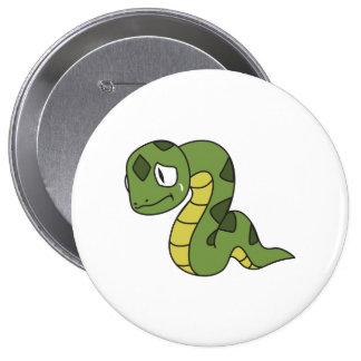 Pin bonito de grito do botão do travesseiro da botons