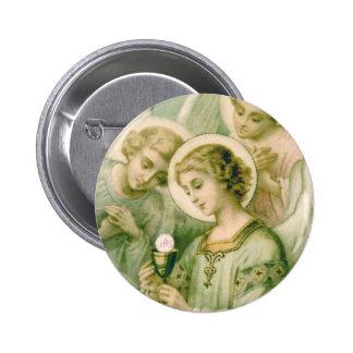 Pin da lapela: Minha alma Rends o véu Boton