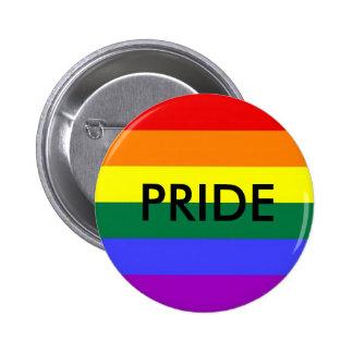 Pin do orgulho gay botons