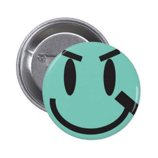 Pin do sorriso bóton redondo 5.08cm