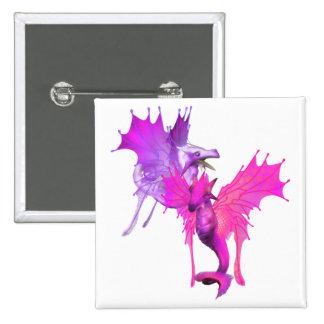Pin dos pares do dragão botons