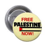 Pin livre de Palestina Botons