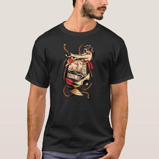 Pin Up Camiseta