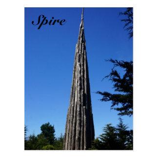 Pináculo - cartão de San Francisco, Califórnia