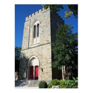 Pináculo da igreja cartão postal