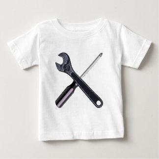 Pinça chave de fenda gripper screwdriver camisetas
