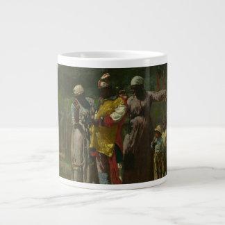 Pingamento para o carnaval caneca de café gigante