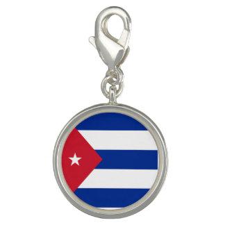 Pingente Bandeira de Cuba