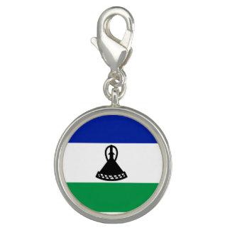 Pingente Bandeira de Lesotho