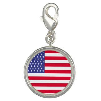 Pingente Bandeira dos E.U.
