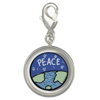 Pingente Encanto da paz
