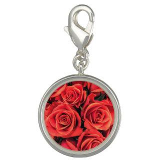 Pingente Encanto dos rosas