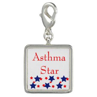 Pingente Encanto ou pendente da estrela da asma