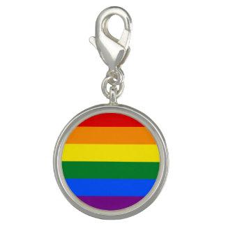 Pingentes Bandeira do arco-íris