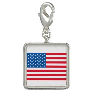 Pingentes Bandeira dos Estados Unidos da bandeira dos EUA
