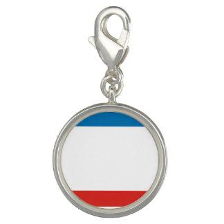 Pingentes Com Foto Bandeira de Crimeia