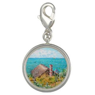 Pingentes Com Foto Claude Monet a cabine em belas artes do
