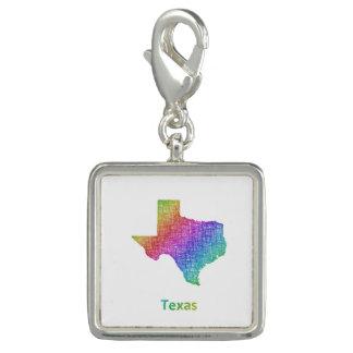 Pingentes Com Foto Texas