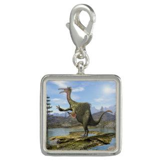 Pingentes Dinossauro do Deinocheirus - 3D rendem