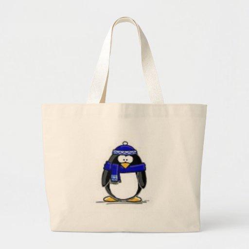 Pinguim Bolsa De Lona