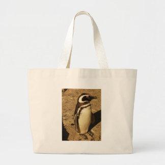 Pinguim Bolsa Para Compras