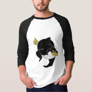 Pinguim - camisa do nadador
