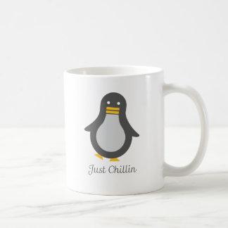 Pinguim de Asv Caneca