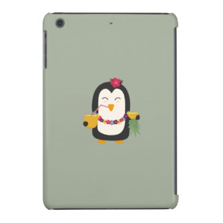 Pinguim de Havaí Capa Para iPad Mini Retina