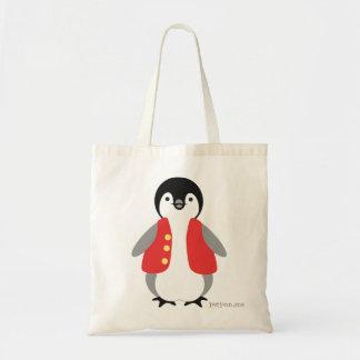 Pinguim de Kai Bolsa Tote