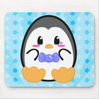 Pinguim do bebê - menino Mousepad