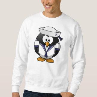 Pinguim do marinheiro moletom