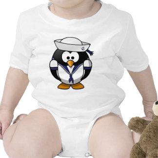 Pinguim do marinheiro babador