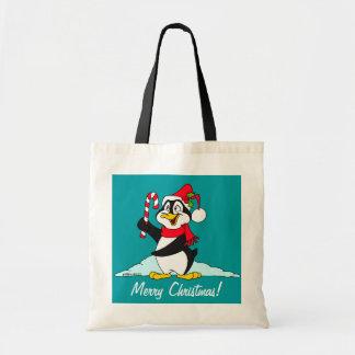 Pinguim do Natal Bolsa