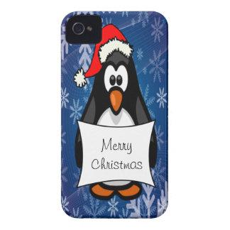 Pinguim do Natal Capa Para iPhone