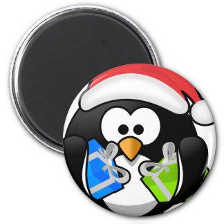 Pinguim do Natal Imã