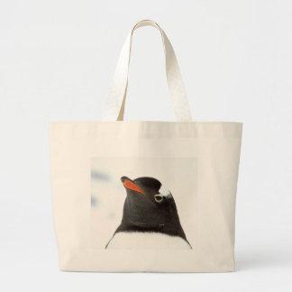 Pinguim-tastic Bolsas De Lona