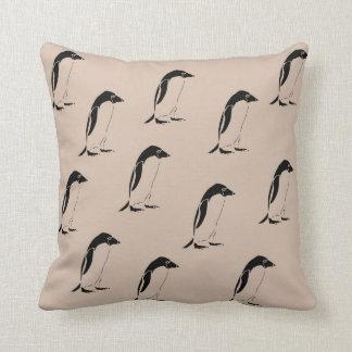 Pinguins Travesseiros De Decoração