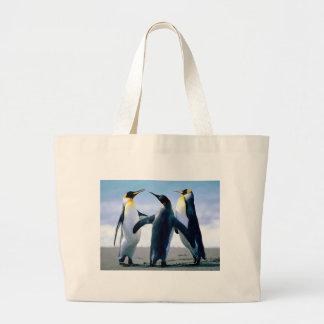 Pinguins Bolsa Para Compra