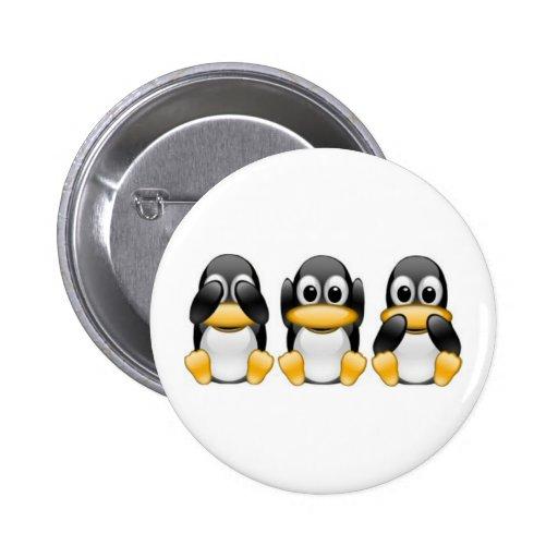 Pinguins Pins