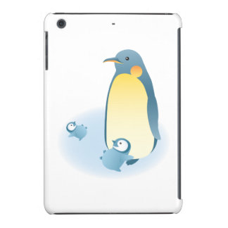 Pinguins Capa Para iPad Mini Retina