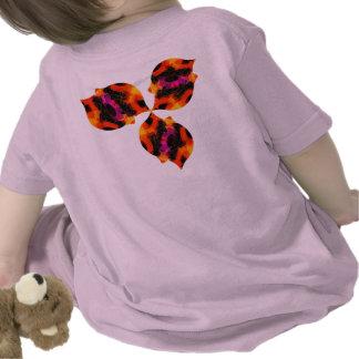 Pinguins de dança do t-shirt   da criança  