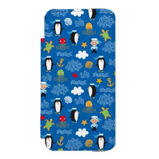 Pinguins e marinheiros